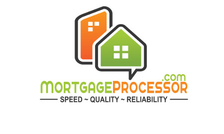 Mortgage Processing Logo