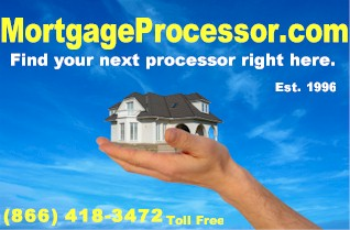 Mortgage Processing.